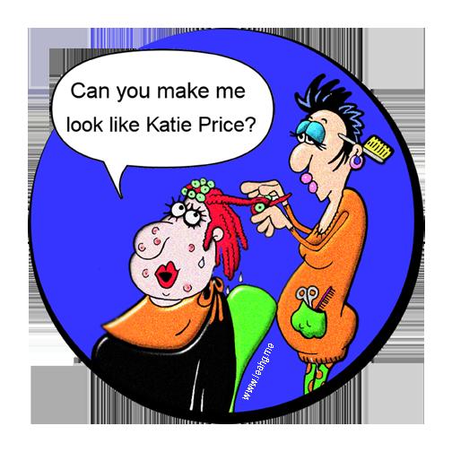 witch hairdresser cartoon